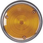 Front Direction Indicator Lamp (Amber)