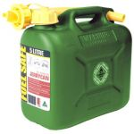 Fuel Safe Plastic Fuel Can - Two Stroke